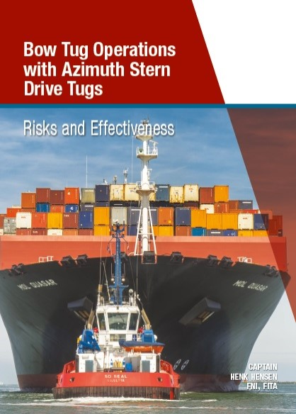 Ebook Bow Tug Operations with Azimuth Stern Drive Tugs